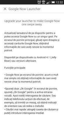Google Play - Detalii aplicație