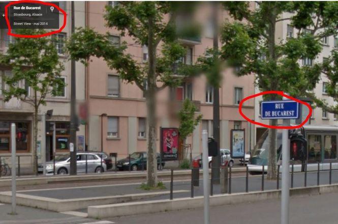 Rue de Bucarest