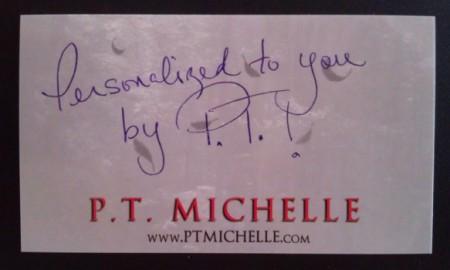 PTMichelleBookplatePersonalized