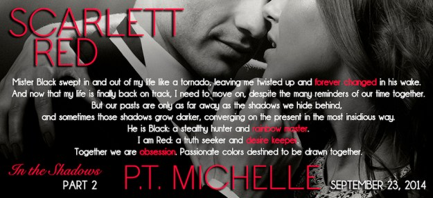 Scarlett Red Blurb