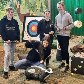2019_04_14: Auf den Spuren von Robin Hood in Semriach