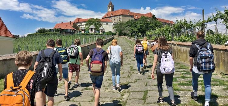 2019_06_04: Exkursion Gölles, Riegersburg und Buschenschank