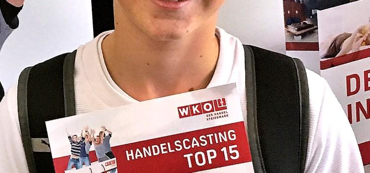 """2019_10_09: Leon Köppel gewinnt beim """"Tag des Handels"""""""