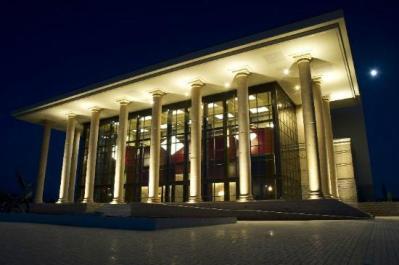 The Armstrong Auditorium | Edmund, OK 6