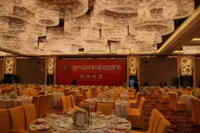 Hangzhou Intercontinental Hotel   Hangzhou, China 4