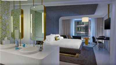 W Hotel | Bogota, Columbia 8