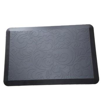 Custom Polyurethane floor anti fatigue mats for standing desk