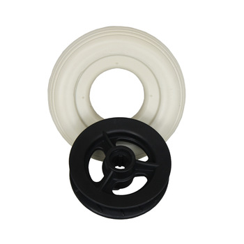 PU Polyurethane Eco-friendly PU Foam Baby Stroller Tyre