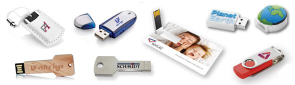clé USB personnalisée | PubAvenue