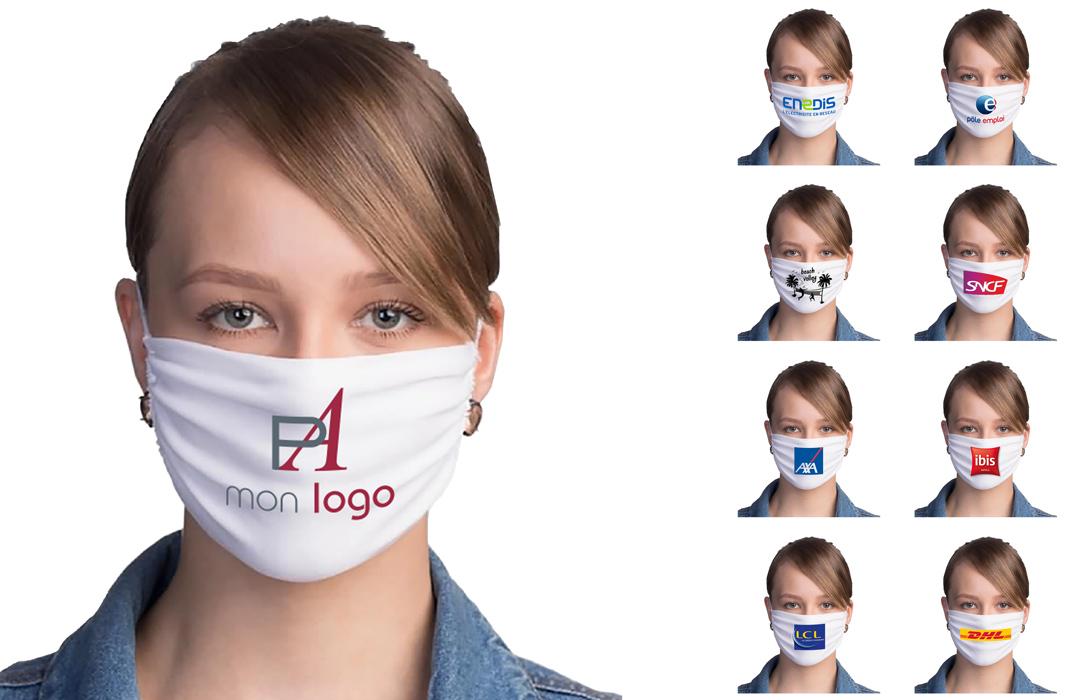 Quel masque en tissu réutilisable choisir