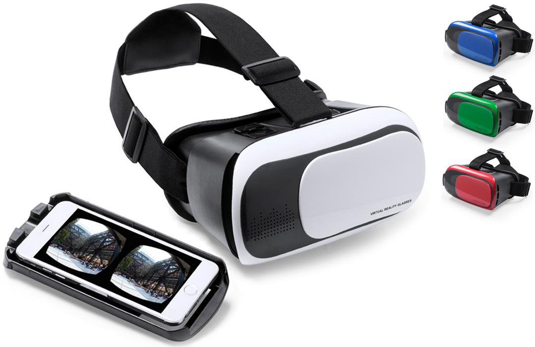 casque de réalité virtuel personnalisable