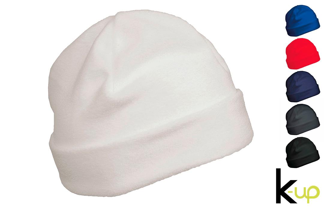 bonnet polaire publicitaire personnalisé