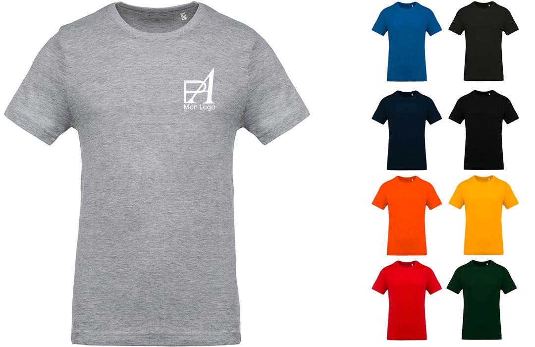 tee shirt publicitaire PubAvenue