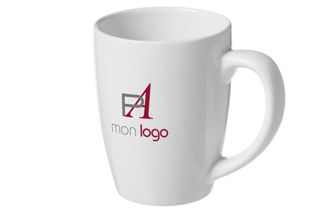 mug publicitaire personnalisé avec logo