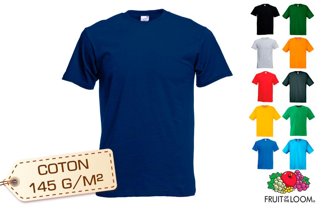 tee shirt publicitaire