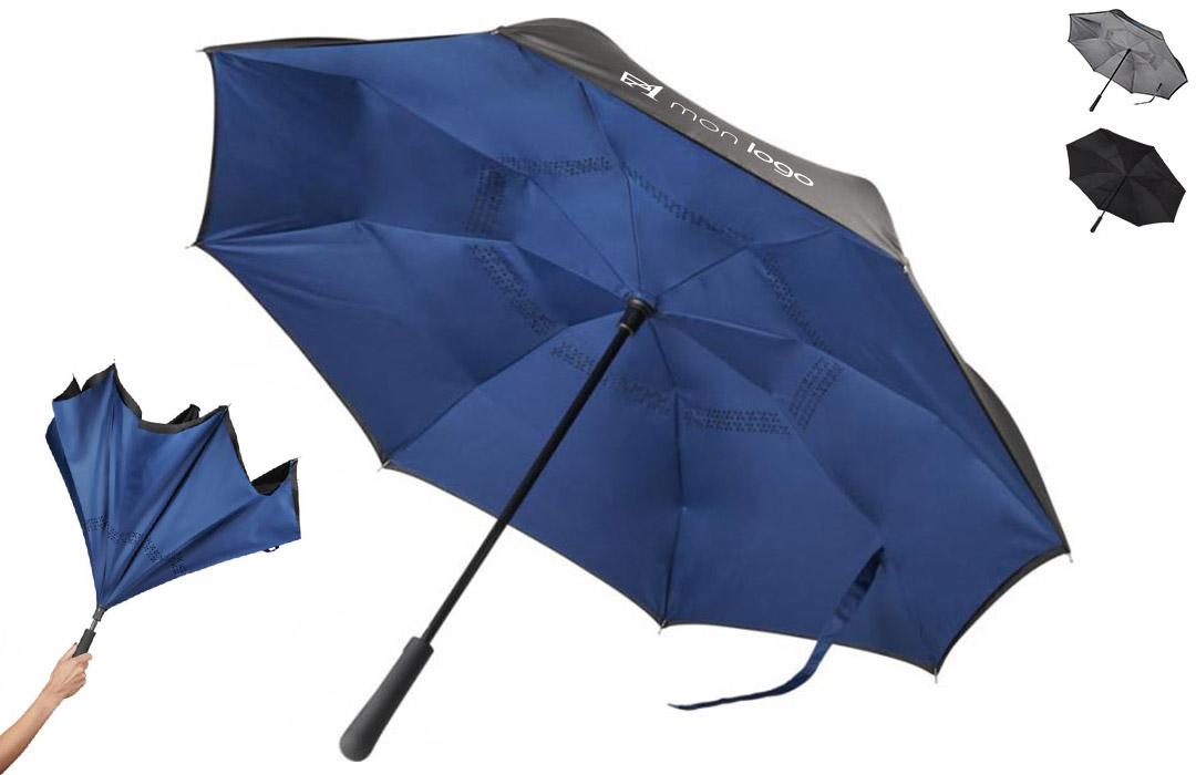 parapluie personnalisé anti vent
