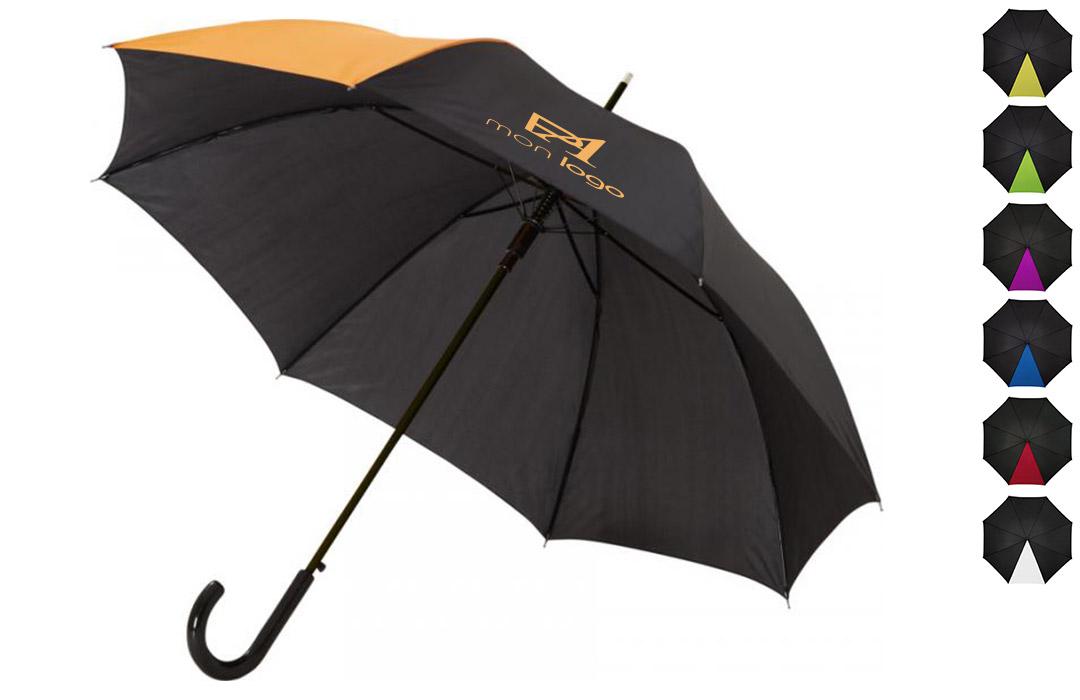 parapluie personnalisé ouverture automatique