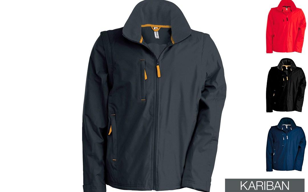 Comment personnaliser une veste quel marquage choisir ?