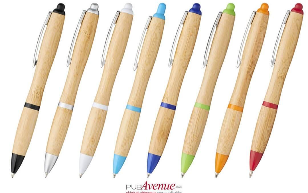 Pourquoi personnaliser un stylo ?