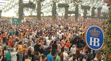 Why The Hofbrauhaus Is The Best Beer Tent At Munich Oktoberfest