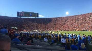 How The Chargers Not Charging To L.A. Affects USC Football