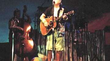 Jimmy Buffett Playing In A New Orleans Bar During Jazzfest?