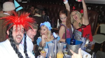 South Bay Halloween Weekend 2016 PubClub Party Report