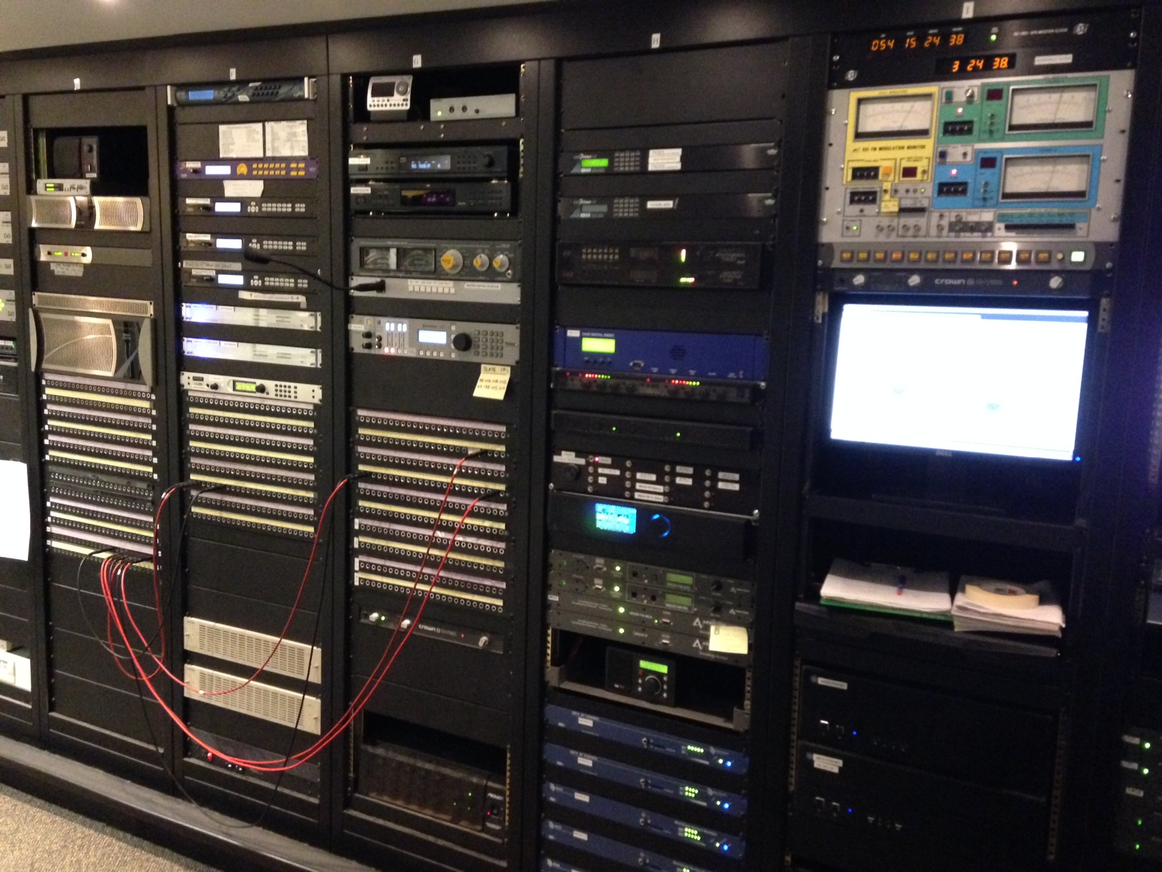 Behind the Scenes of WBUR, Boston's NPR News Station | Publicity