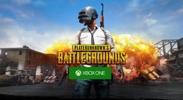 PLAYERUNKNOWNS BATTLEGROUNDS THIS IS BATTLE ROYALE