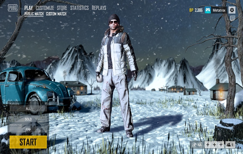PUBG Snow Map Update Snow Lobby Night Map New Vehicle Release Date Amp MoreUPDATED