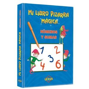 Mi Libro Pizarra Mágica Números Y Sumas