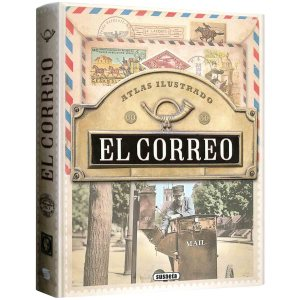 ATLAS ILUSTRADO EL CORREO
