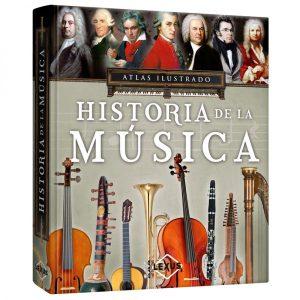 Atlas Ilustrado Historia de la Música