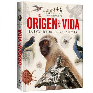 Atlas Ilustrado del Origen de la Vida