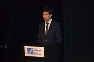 """Nataniel Araújo, coordenador da plataforma """"Mais Interior Mais Portugal"""""""