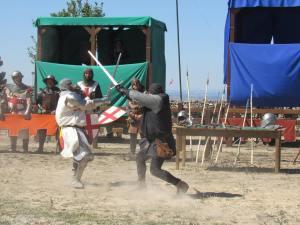 Recriação Histórica realizada em Penedono/ Foto: Direitos Reservados