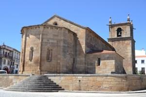 Igreja Matriz de Armamar/ Foto: Salomé Ferreira