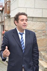 Carlos Carvalho, presidente da Câmara Municipal de Tabuaço