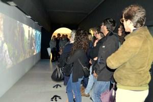 A exposição abre ao público no início de novembro /Foto: Salomé Ferreira