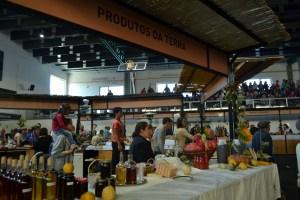 O certame tinha como objetivo divulgar os produtos e negócios locais de Penedono