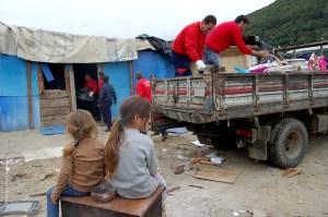 Realojamento damílias que viviam junto à Barragem de Bagaúste | Foto: Direitos Reservados