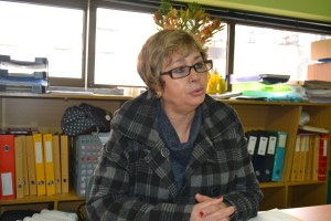 Berta Santos, presidente da Avidouro