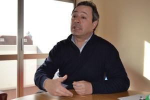 Urbano Miranda, presidente da Associação Comercial e Industrial de Vila Real/ Foto: Salomé Ferreira