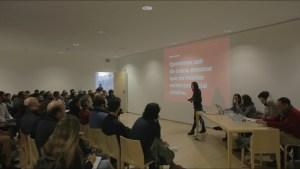 Sessão pública realizada no dia 12 de dezembro, no Museu da Vila Velha, em Vila Real/Foto: Direitos Reservados