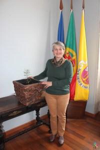 Maria do Céu Quintas, presidente da Câmara de Freixo de Espada à Cinta