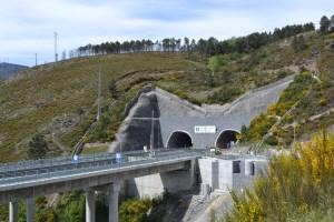 O Túnel do Marão foi inaugurado no passado dia 7 de maio/ Foto: VivaDouro