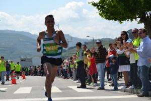 Ricardo Dias, do Sporting Clube de Portugal foi o vencedor da prova