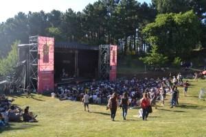Milhares de pessoas participaram no festival/ Foto: Salomé Ferreira