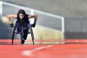Mário Trindade encontra-se a competir por Portugal nos Jogos Paralímpicos/ Foto: Direitos Reservados