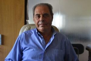 José Santos, presidente da Adega Cooperativa de Penajoia/ Foto: Salomé Ferreira